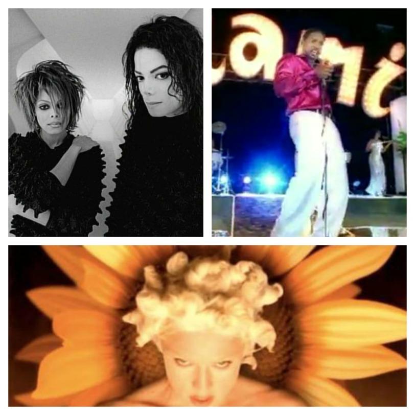 Michael Jackson, Madonna e Will Smith, 3 dos maiores hitmakers dos anos 90