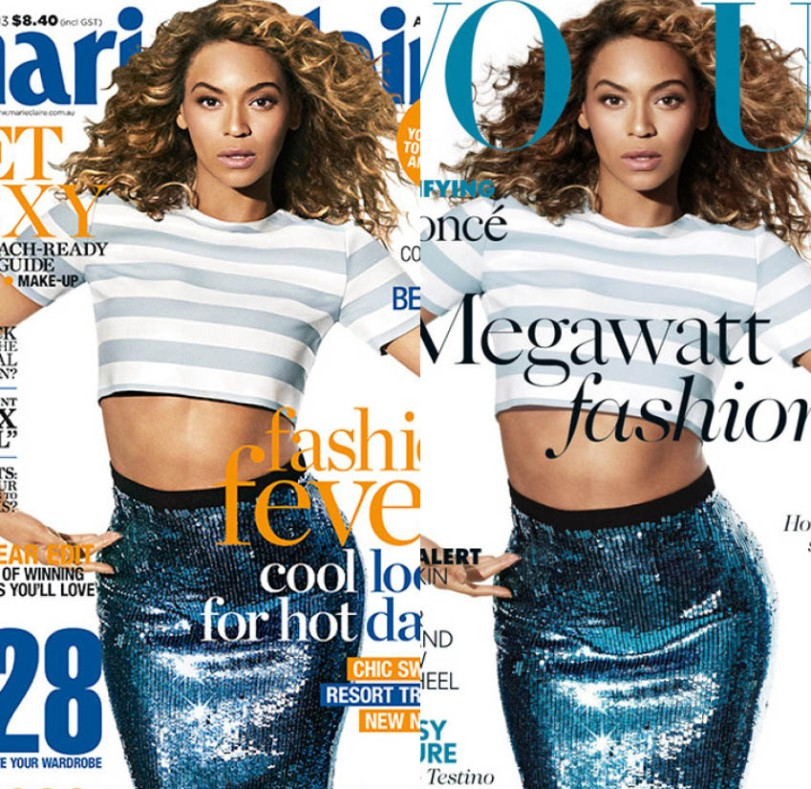 beyonce-marie-claire-vogue-covers