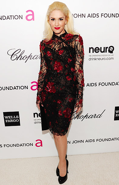 20th Annual Elton John AIDS Foundation Academy Awards Viewing Party - Red Carpet