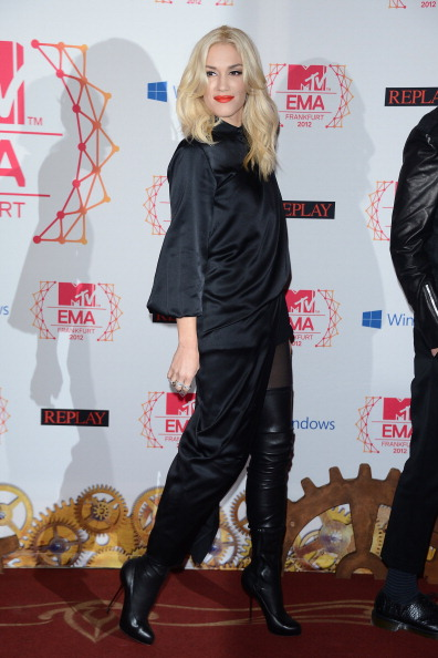 MTV EMA's 2012 - Red Carpet Arrivals