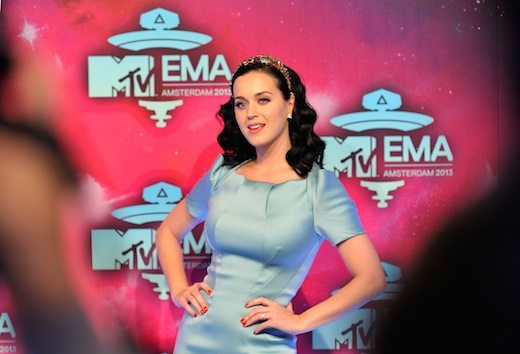 MTV EMA's 2013 - Alternative View