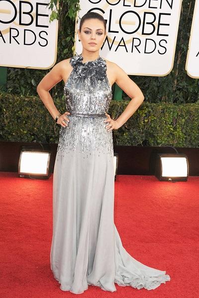Mila Kunis em Gucci