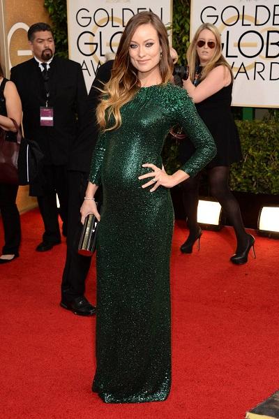 Olivia Wilde em Gucci