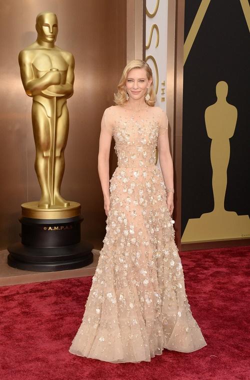 Cate Blanchett em Armani