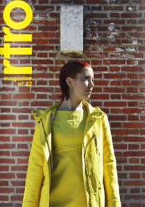 rtro #32 capa