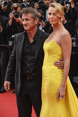 68th Annual Cannes Film Festival - 'Mad Max: Fury Road' - Premiere Featuring: Sean Penn, Charlize Theron Where: London, United Kingdom When: 14 May 2015 Credit: WENN.com