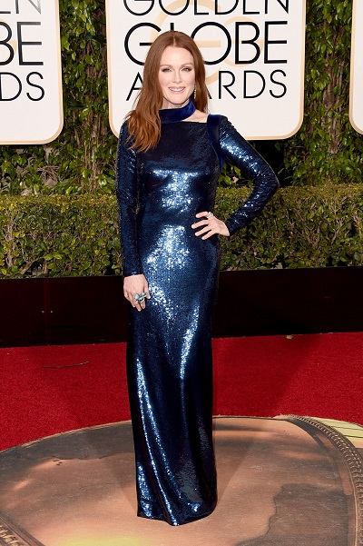 Julianne Moore em Tom Ford